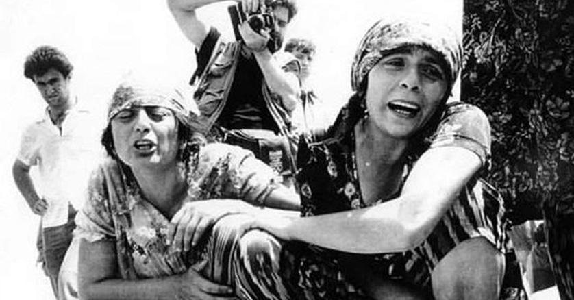 Турки-месхетинцы. Фергана, 1989 г. Фото Dünya Ahıska Türkleri Birliği https://www.youtube.com/watch?v=57Njn9yrPeY