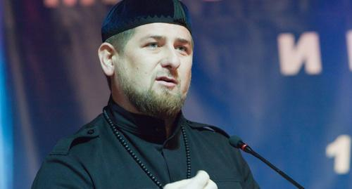 Рамзан Кадыров. Фото http://fpold.fedpress.ru/sites/fedpress/files/kuskoff/news/kadyrov_25.jpg