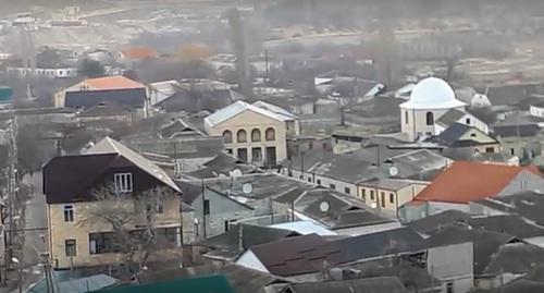 Один из убитых в Губдене опознан как Алигаджи Хамутаев