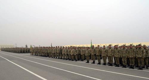 Азербайджан насчитал 135 обстрелов своих позиций