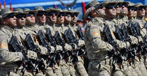 CDSI указал на увеличение небоевых потерь среди военных Азербайджана
