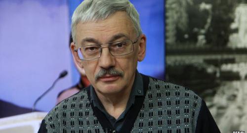 Олег Орлов. Фото: RFE/RL