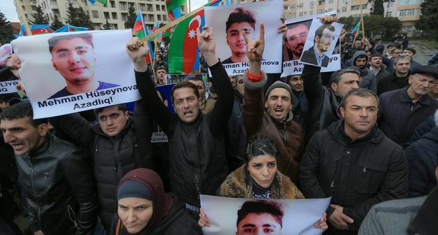 В Баку арестовали оппозиционных активистов