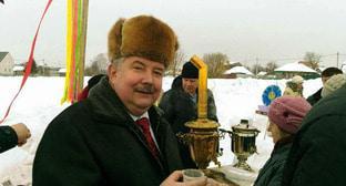 Сергей Бабурин. Фото: Пресс-служба Сергея Бабурина http://baburin2018.ru/posts/2893873