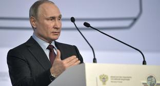 Владимир Путин. Фото: Sputnik/Alexei Nikolskyi/Kremlin via REUTERS