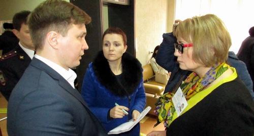 Наблюдатели выявили нарушения на выборах в Астраханской области