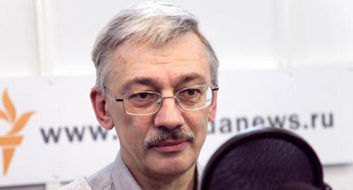 Олег Орлов. Фото RFE/RL