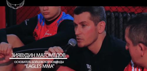 Чемпион UFC Хабиб Нурмагомедов призвал Путина вступиться за Магомедова