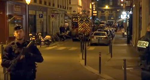 Bildergebnis für ИГ* обнародовало видео присяги исполнителя теракта в Париже