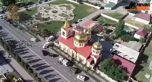 """Bildergebnis für """"Коммерсант"""" сообщил подробности атаки на храм в Грозном"""