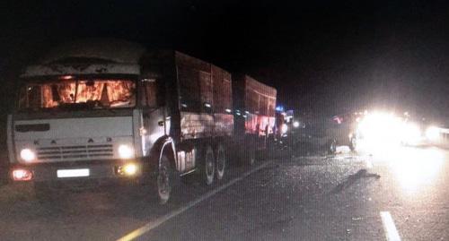 Восемь человек стали жертвами ДТП в Ростовской области
