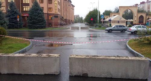 Руководитель спорного сЧечней района Ингушетии подал вотставку