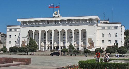 Парламент Дагестана. Фото: Котомкина https://ru.wikipedia.org
