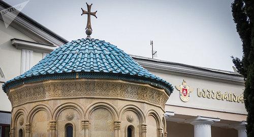 Томос для Украины обнаружил противостояние в Грузинской православной церкви