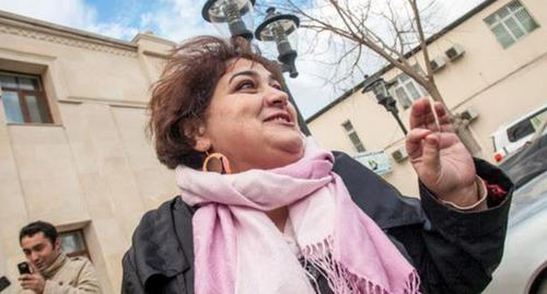 ЕСПЧ признал нарушение прав Хадиджи Исмайловой властями Азербайджана