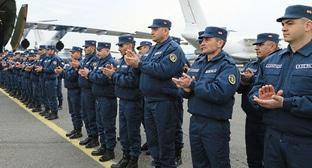 Оппозиция Армении раскритиковала отправку миссии в Сирию