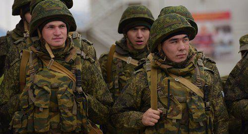 Российский контрактник погиб в ДТП в Абхазии