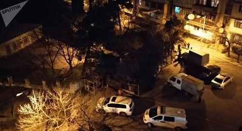 Граната найдена возле детского сада в Баку