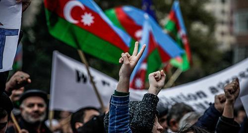 Правозащитники в Баку потребовали отменить запреты на свободу передвижения