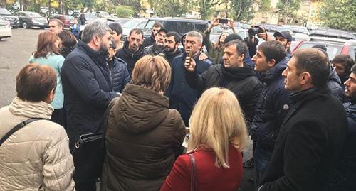 Новый антикоррупционный закон выявил пробелы в законодательстве Абхазии