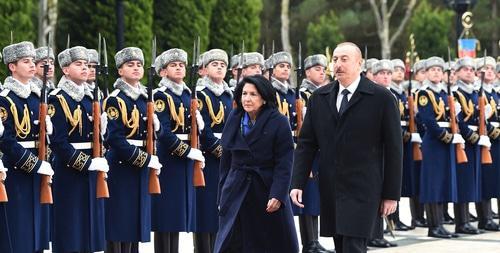 Зурабишвили анонсировала демаркацию грузино-азербайджанской границы