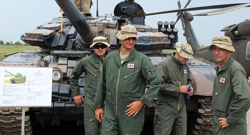 Эксперты сочли учения НАТО в Грузии ответом на активность России
