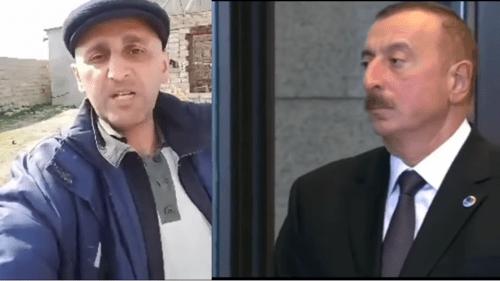Азербайджанский активист арестован после видеообращения к Ильхаму Алиеву