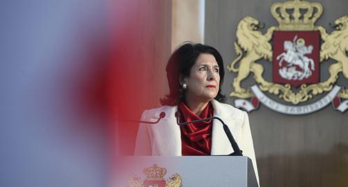 Грузинская оппозиция раскритиковала идею о пересмотре формата Женевских дискуссий