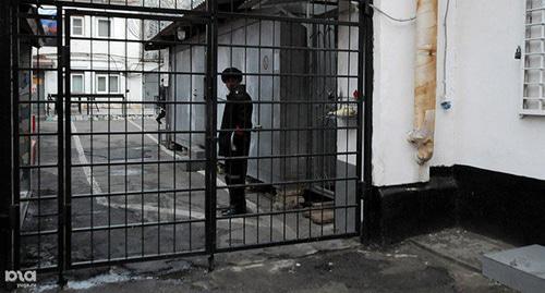 Колония строгого режима. Фото © Елена Синеок. ЮГА.ру