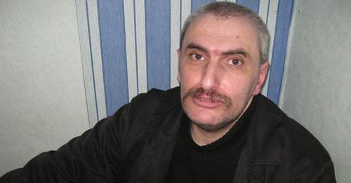 Борис Стомахин. Фото: Глеб Эделев https://ru.wikipedia.org