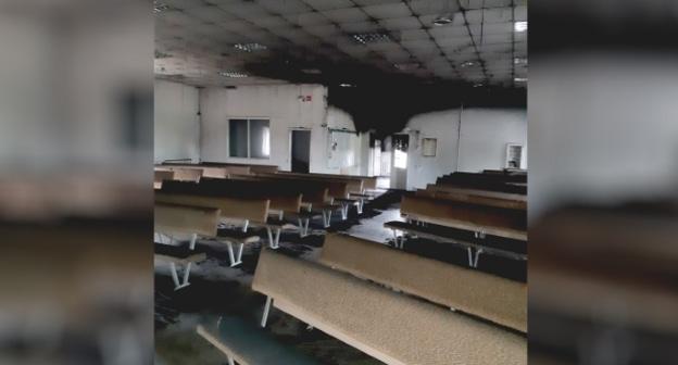 Зал Свидетелей Иеговы* в Кабардино-Балкарии подожжен на фоне преследования верующих