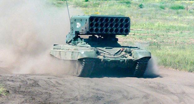 Учения с ролью 1,4 тыщ боец начались в Северной Осетии