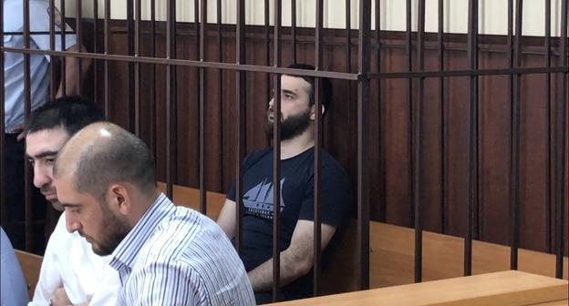 Суд продлил срок задержания Абдулмумина Гаджиева