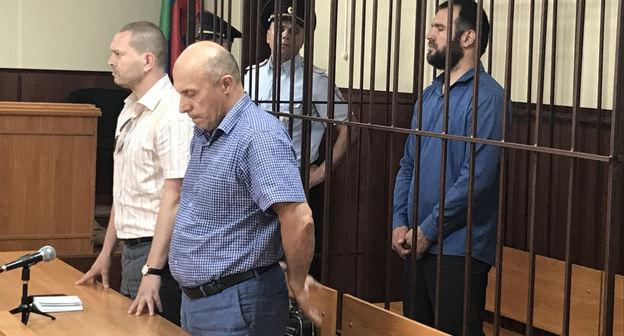 Защита уверила трибунал не торопиться с арестом Абубакара Ризванова