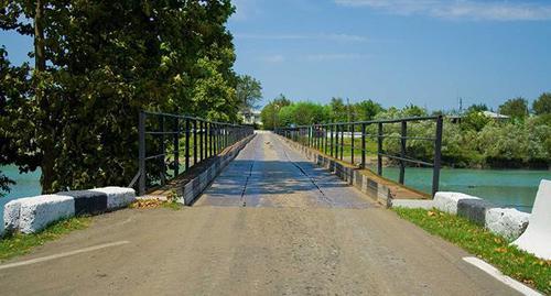 Грузия сообщила о проблеме транспортировки пациентки через границу с Абхазией