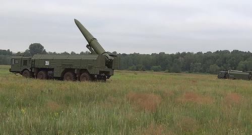 Масштабные учения ракетчиков прошли на Северном Кавказе и в Южной Осетии