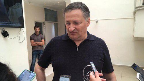 Штаб Квицинии отложил обращение в суд до официальных итогов выборов