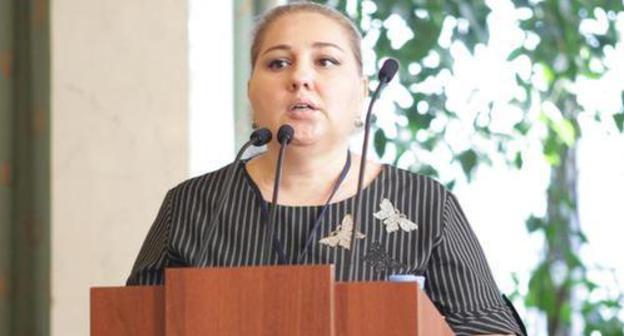 Защита Зарифы Саутиевой заявила о нарушении ее прав