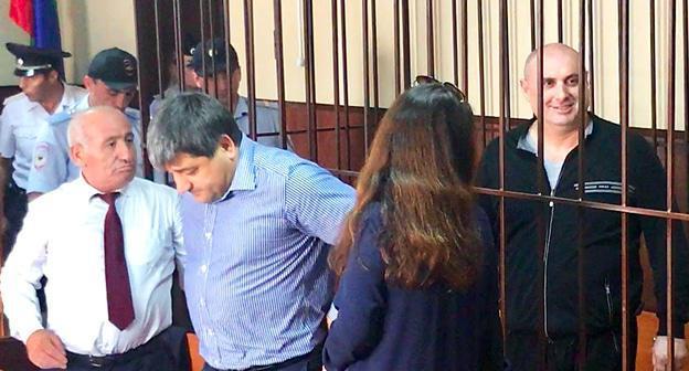 Муса Мусаев досрочно вышел на свободу