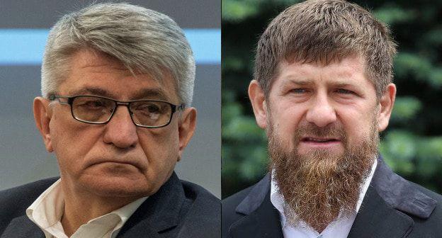 Сокуров резко отреагировал на упреки Кадырова