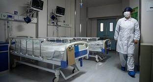 Больничная палата. Фото: Noel Celis/Pool via REUTERS