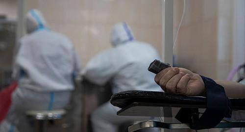 Лидерство по числу случаев COVID-19 в ЮФО сохранила Ростовская область