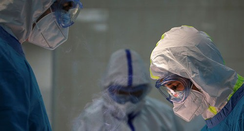 Число смертей от коронавируса в ЮФО выросло за счет Астраханской и Ростовской областей