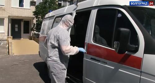 Волгоградская область опередила Ростовскую по числу новых случаев COVID-19