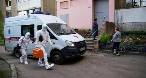 Ростовская область стала лидером по суточному приросту случаев COVID-19 в ЮФО