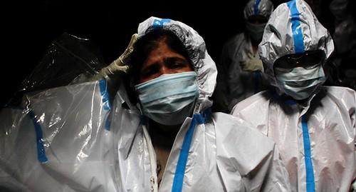 Кубань стала лидером в ЮФО по числу смертей от COVID-19 за сутки