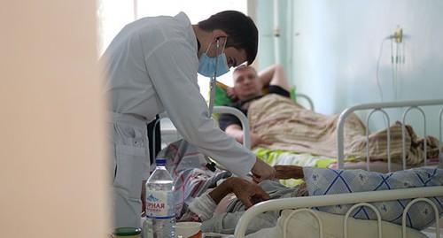 Кубань опередила другие регионы ЮФО по числу активных больных