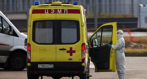 Ростовская область вернула первое место в ЮФО по числу больных коронавирусом