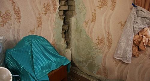 "Одна из квартир. Гуково, 29 октября 2020 г. Фото Вячеслава Прудникова для ""Кавказского узла"""