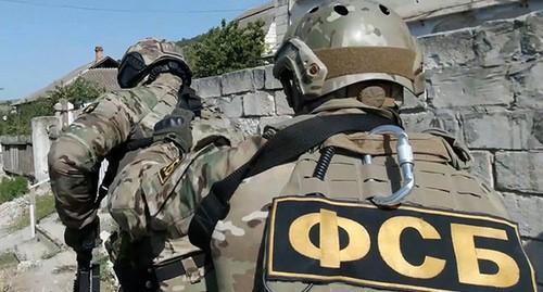 Силовики отчитались о признании задержанного в Адыгее в призывах к терроризму
